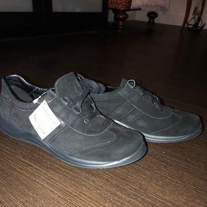 Mephisto black sneakers